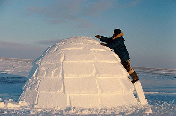 How To Build An Igloo: Video By National Film Board Of Canada