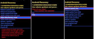 كيفية فرمتة وإعادة ضبط المصنع ﺳﺎﻣﻮﺳﻨﺞ جلاكسي Samsung Galaxy A42