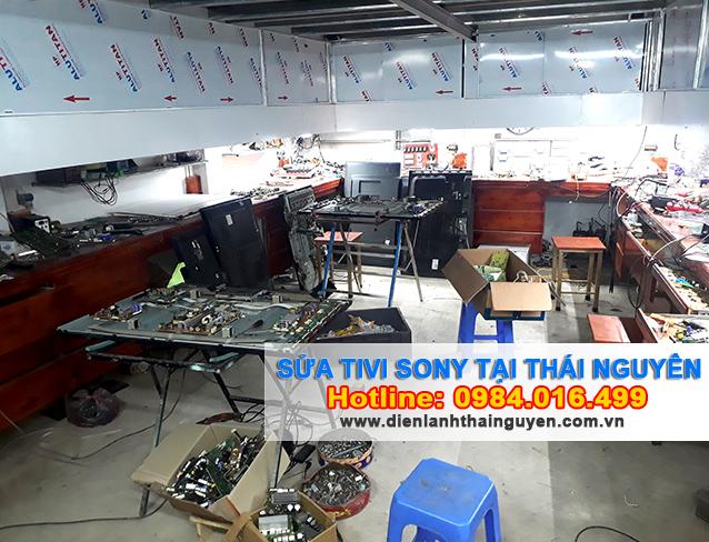 Sửa tivi Sony tại Thái Nguyên