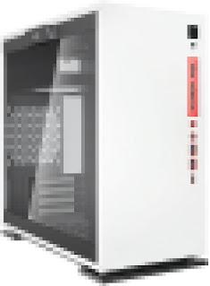 白いPCケースモザイク写真