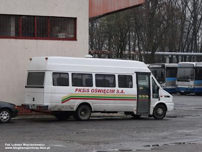 Iveco TurboDaily, PKSiS Oświęcim SA
