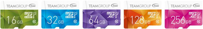 TEAM(チーム)社製microSDカードを紹介、選び方をアドバイス