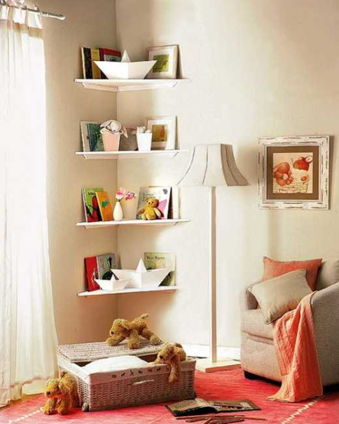 WAYS TO DECORATE AWKWARD CORNERS IN YOUR HOME