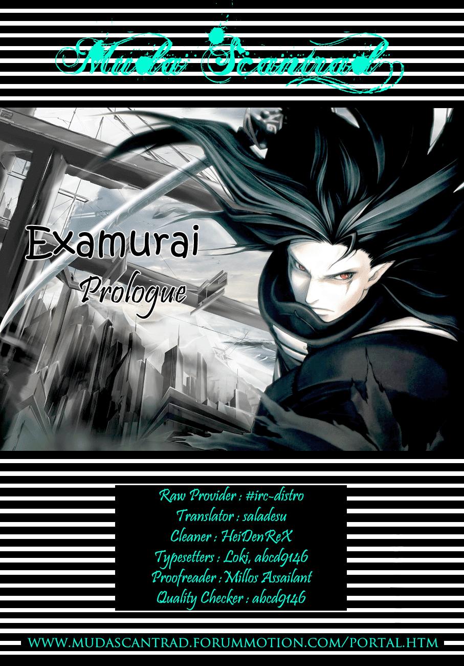Examurai chapter 000 trang 20