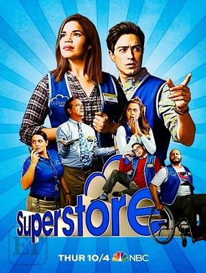 Série Superstore - Uma Loja de Inconveniências 4ª Temporada