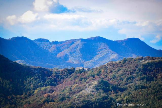 Trekking w Toskanii Dom z Kamienia blog