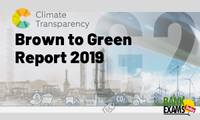 Brown to Green Report 2019: Key Facts