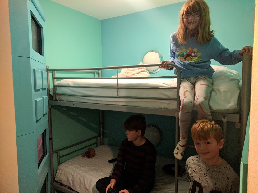 The Best Themed Hotels for Families in the UK - Big Blue Hotel Blackpool