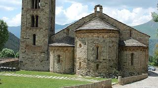 Bellvitge tenía una cabecera similar a la de St. Climent de Taüll