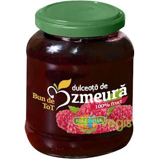 Dulceata de zmeura 100% fruct fara zahar  cumpara aici