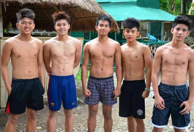 nude boys Bisexual