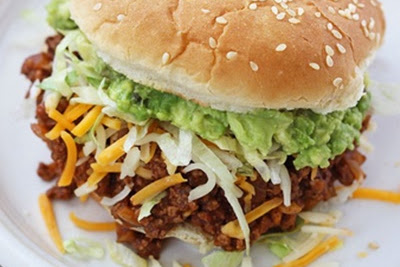 Taco #Sloppy #Joes #Recipe