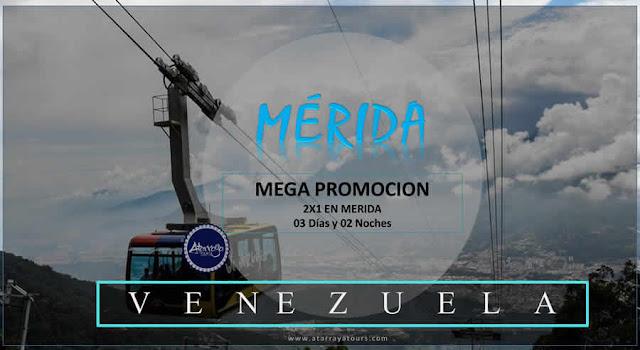 IMAGEN Mega promoción 2x1 en Mérida