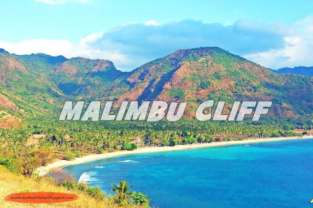 Lombok -  Malimbu Cliff | www.meheartseoul.blogspot.com