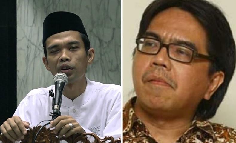 Ustadz Abdul Somad vs Ade Armando