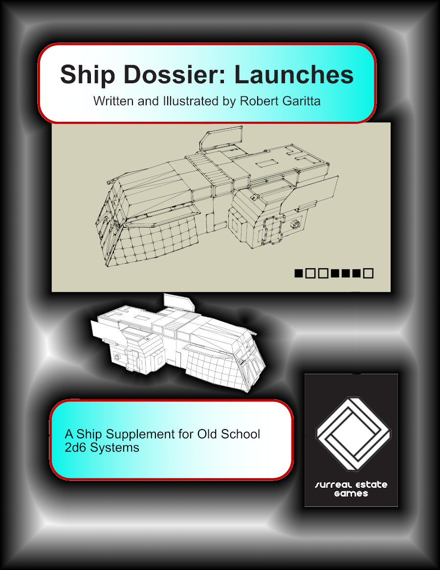 Ship Dossier: Launches