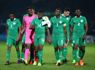 Buhari salutes Super Eagles for beating Cameroon's Indomitable Lions 4-0