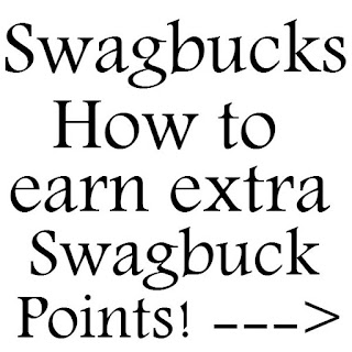 8 Ways to earn extra Swagbucks