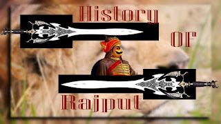 rajput samaj history