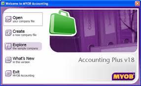Download Software MYOB Versi 18