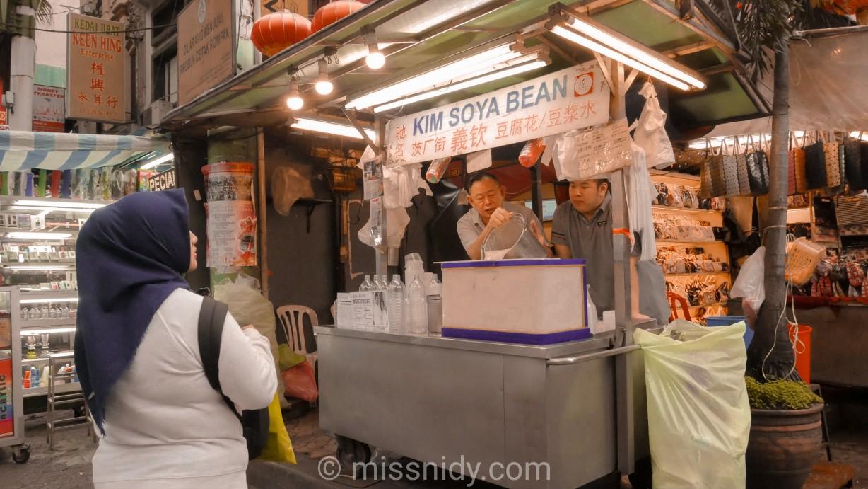 kim soya bean price