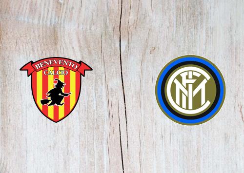 Benevento vs Internazionale -Highlights 30 September 2020