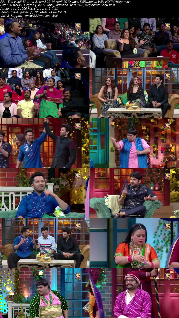 The Kapil Sharma Show S02 14 April 2019 Full Show Download