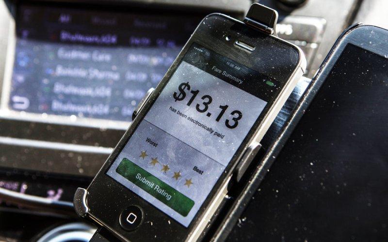 Сколько можно заработать через Uber
