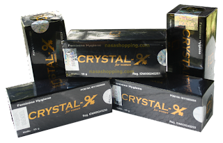Paket Keputihan-Crystal-X