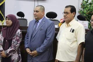 الدكتور فالح الموسوي يفوز بمنصب نقيب المهندسين الزراعيين