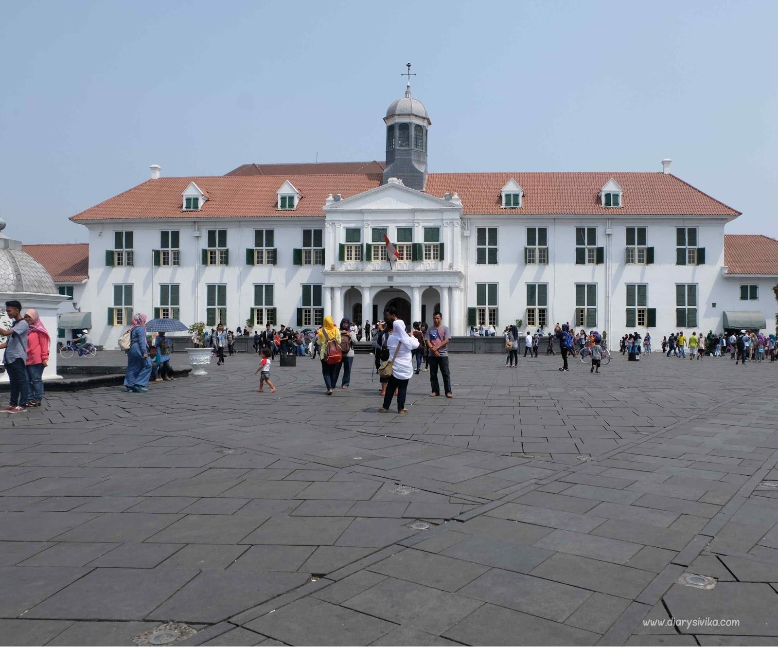 Wisata Kota Tua Jakarta - Food, Travel and Lifestyle Blog