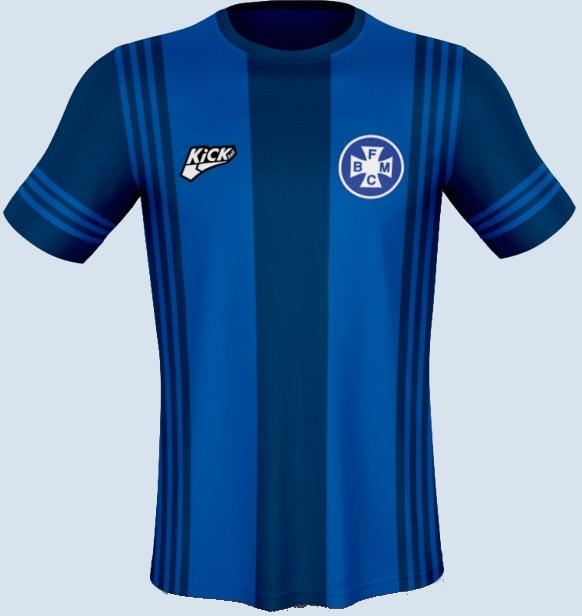 748f50fbed ... usará na temporada 2017 18 do Campeonato Espanhol de futebol. O... Mais  informações » · Kickball apresenta as novas camisas do Barra Mansa