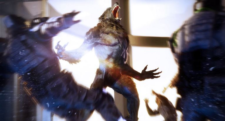 Werewolf The Apocalypse Earthblood PC Español