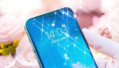 乳首認証iPhone誕生のイメージ
