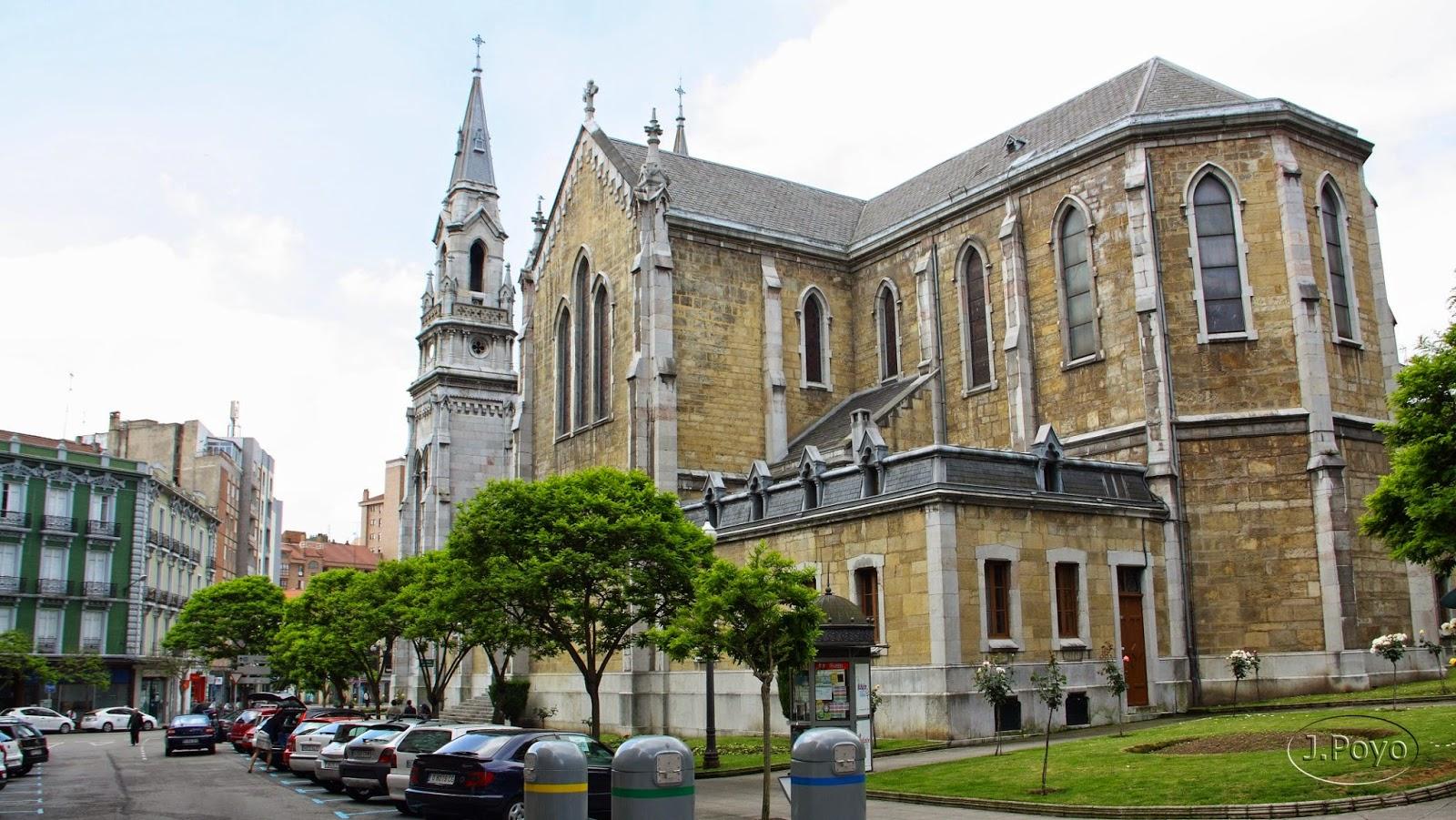 Iglesia de Santo Tomás de Canterbury de Avilés