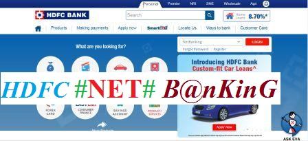HDFC Net Banking, HDFC Net Banking Registration, hdfc netbanking login, hdfc internet banking, hdfc customer care,hdfc netbanking+.