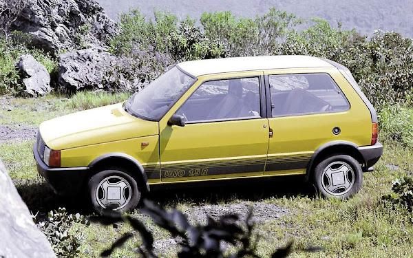Fiat Uno 1.5R 1990
