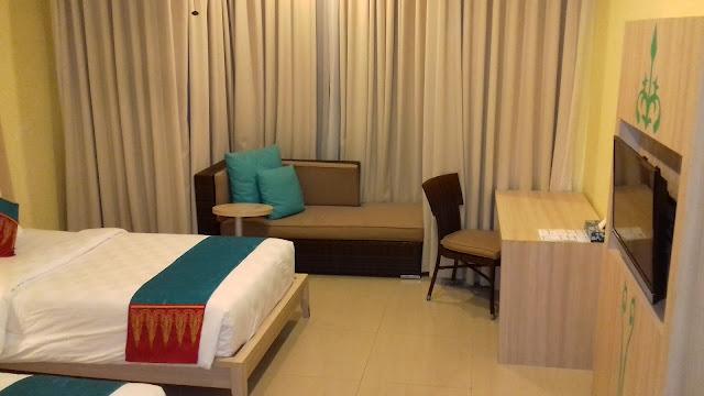 Deluxe Room Sahid Bintan Resort