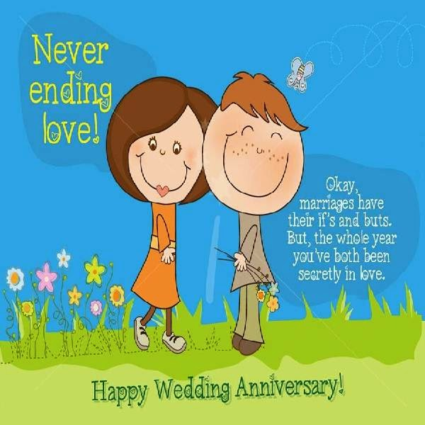Funny Wedding Anniversary Quotes: Happy Anniversary Picture Quotes And Sayings