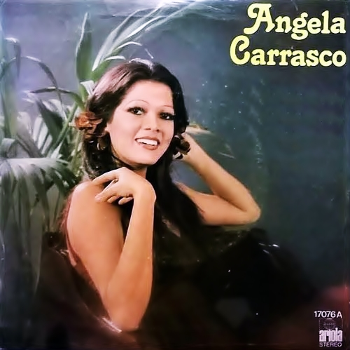 Lyrics de Angela Carrasco