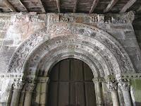 Iglesia de san Andrés; Valdebárzana; Románico; Románico asturiano; Asturias