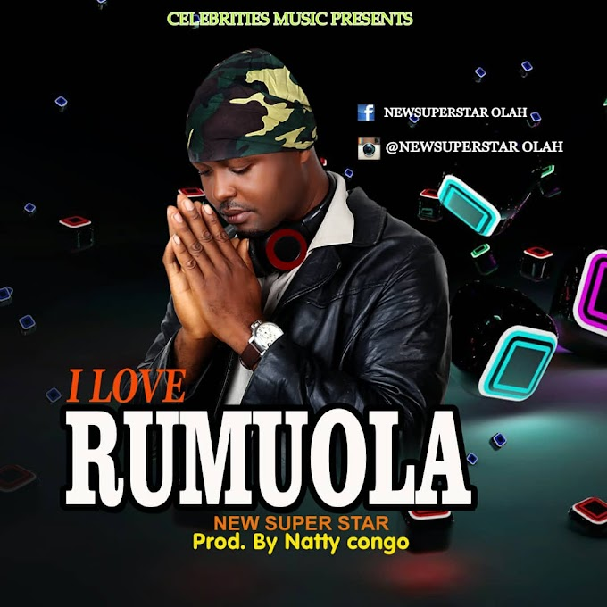 [Music] I Love Rumoula by New Super Star