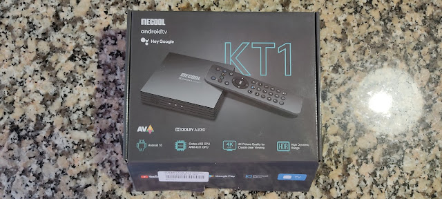 Mecool KT1 - Review