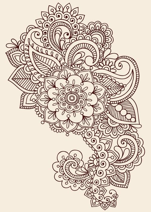gambar tato batik terbaru