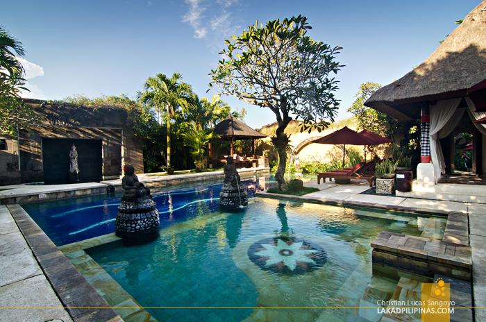 Bebek Tepi Sawah Villas Ubud Pool