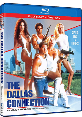 Cover art for Mill Creek's new Blu-ray release of THE DALLAS CONNECTION!