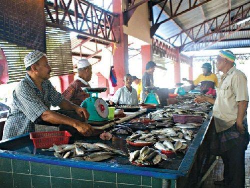 Pasar Gurame
