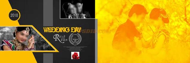 New 12x36 Wedding Album DM Design of 2020 Vol 22