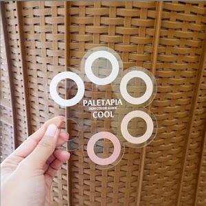 PALETAPIA SKIN COLOR GUIDE COOL