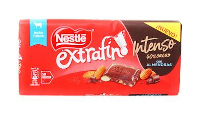 Nestlé extrafino intenso con almendras